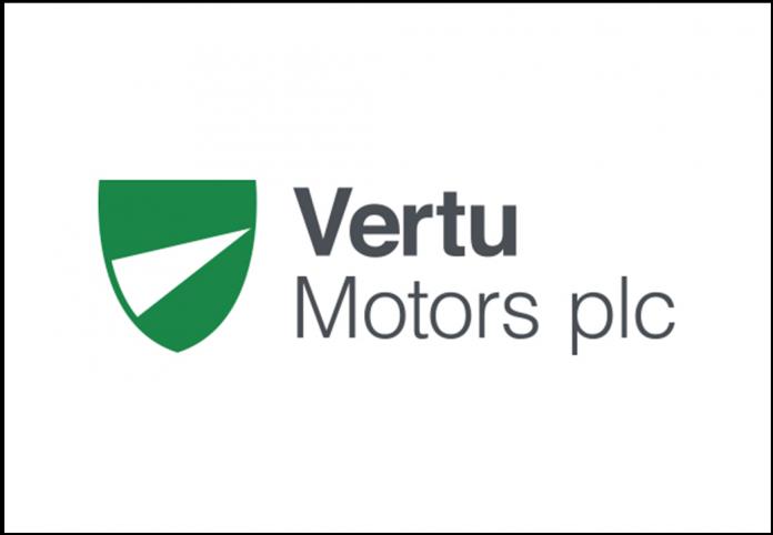 Vertu Motors VTU Logo