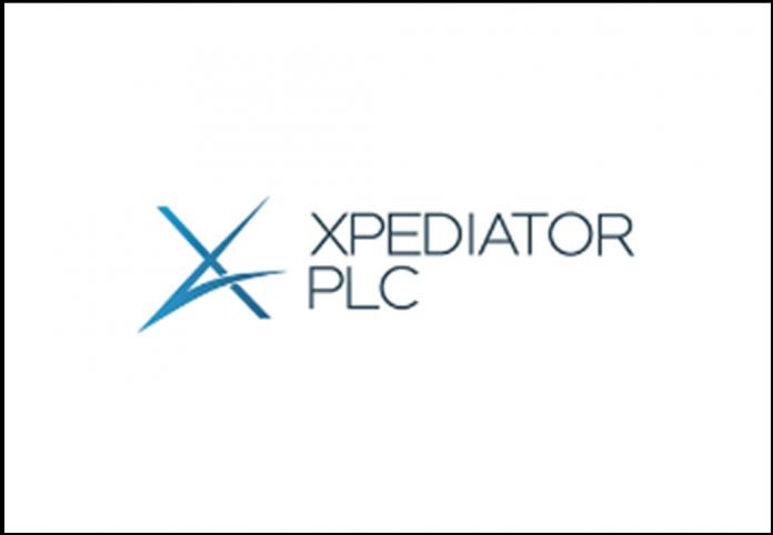 Xpediator XPD Logo